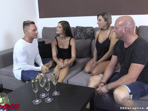 WeCumToYou Part 1 – Swinger Party