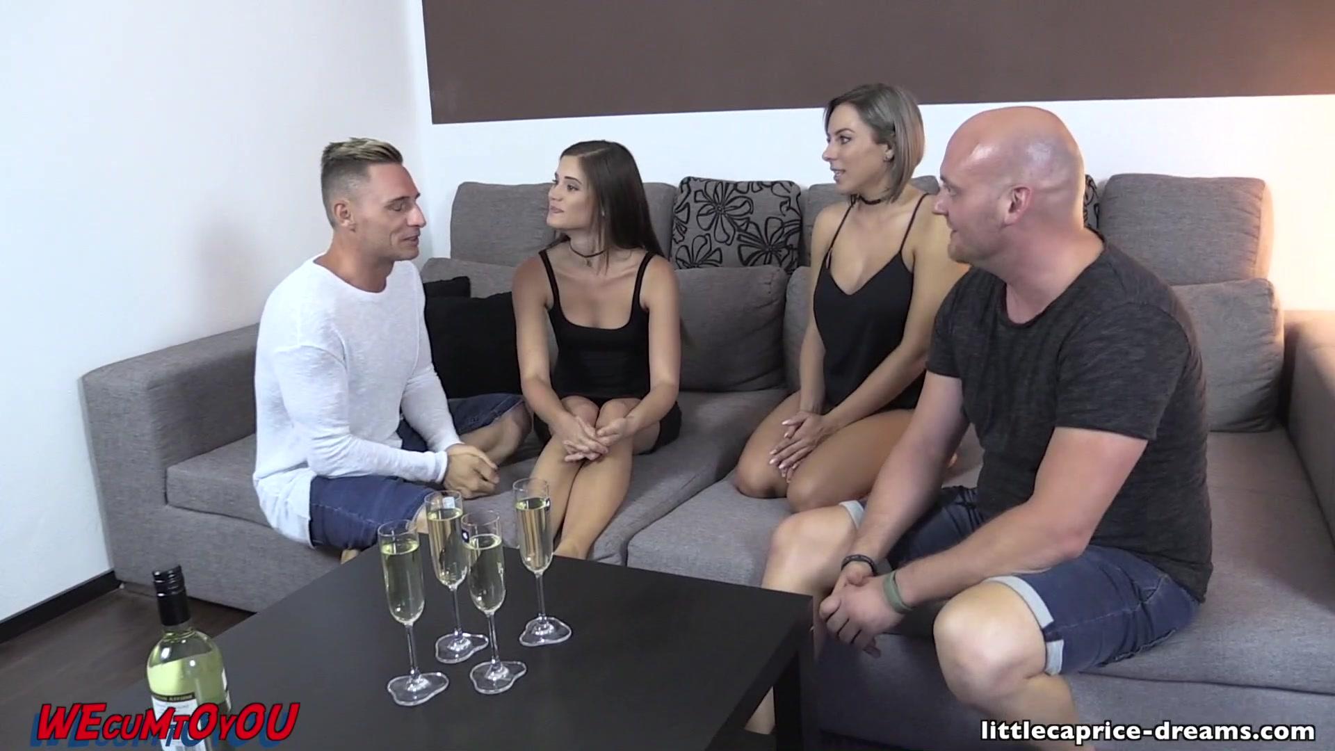 Adrianne interracial anal porn video