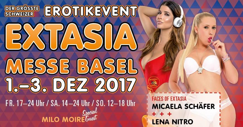 Extasia Basel 2017 – Erotikmesse