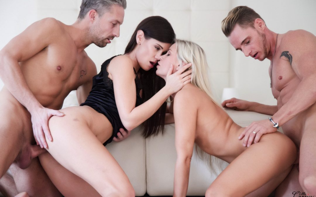 WeCumToYou Swinger Party, Part 3 – TheyCumToUs