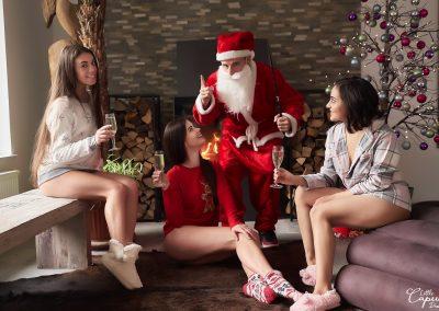 LCD ChristmasScene-1
