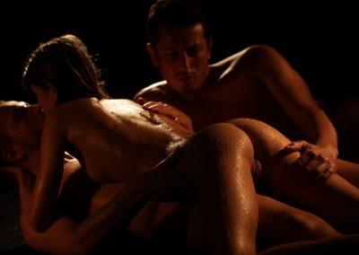 The Art of threesome dreams - lowlight
