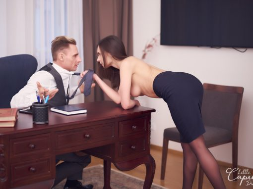 Alina Henessy ´s dream job part 2