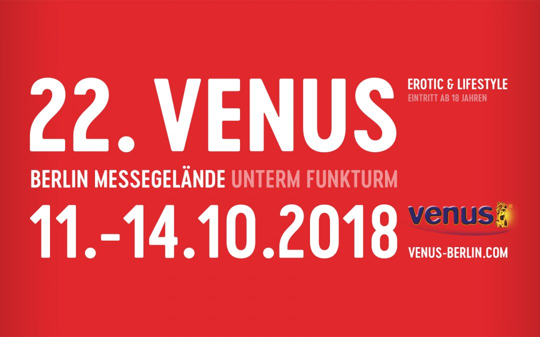 Venus Berlin 2018