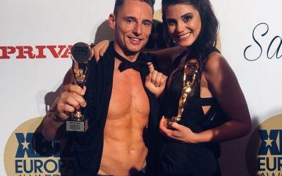 XBIZ winners!