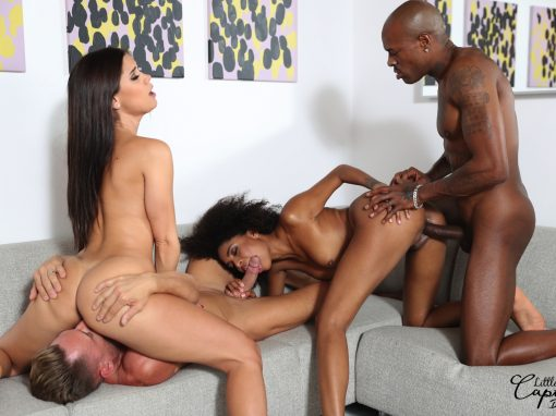 WeCumToYou Part 8 – Black Glamcore Party