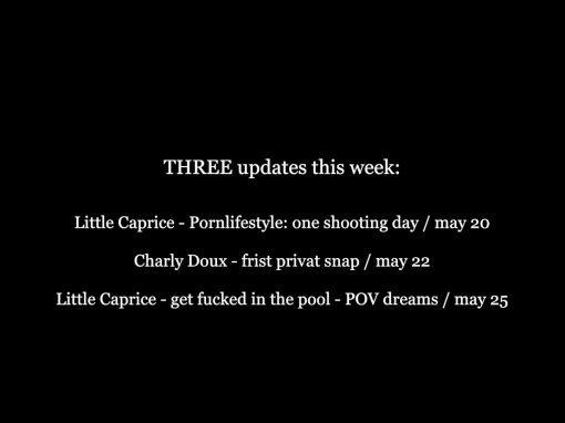 3 updates this week Trailer