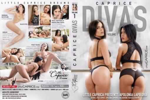 DVD Caprice divas vol 1