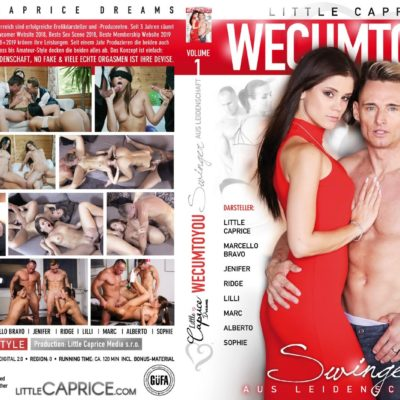 DVD WECUMTOYOU - Swingers Vol 1.