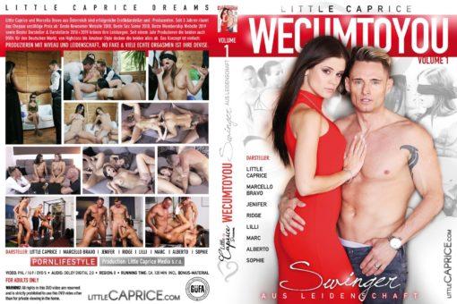 DVD WECUMTOYOU - Swingers Vol 1.