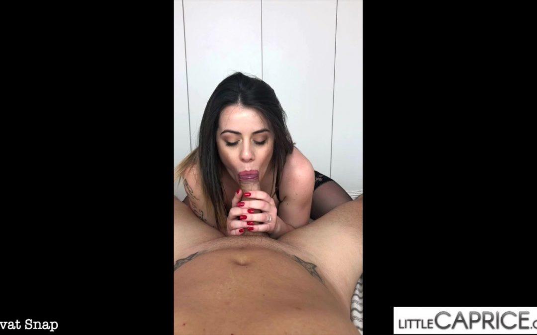 Privat Snap – Giorgia Roma – Cum in my face