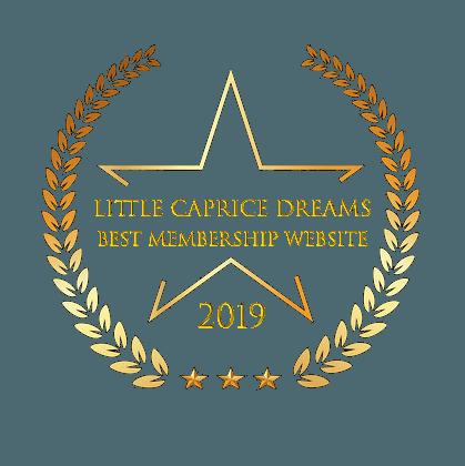 Little Caprice Dreams, best membership website 2019 - Erotica Arts Athens