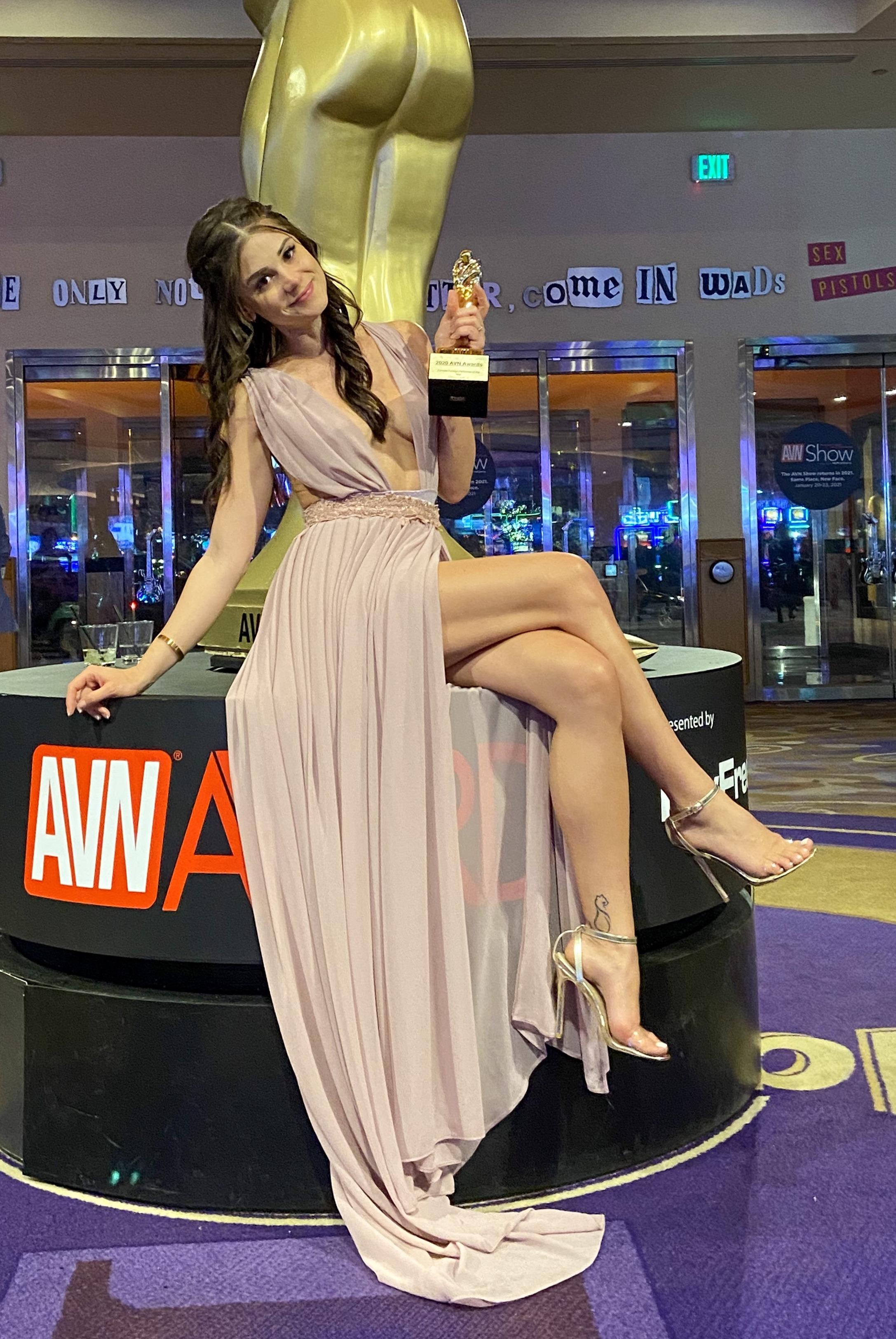 AVN Award Winner 2020