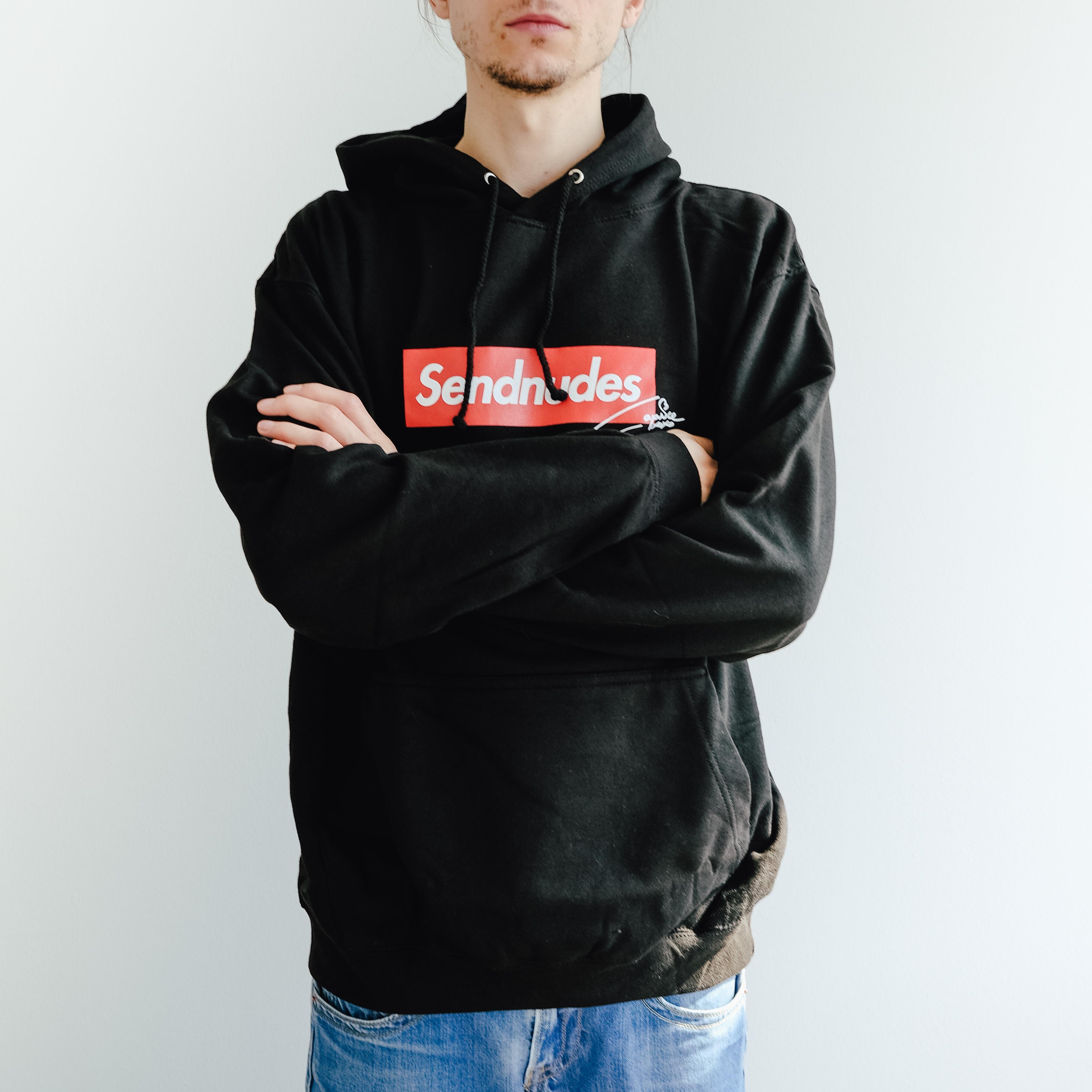 SENDNUDES hoodie