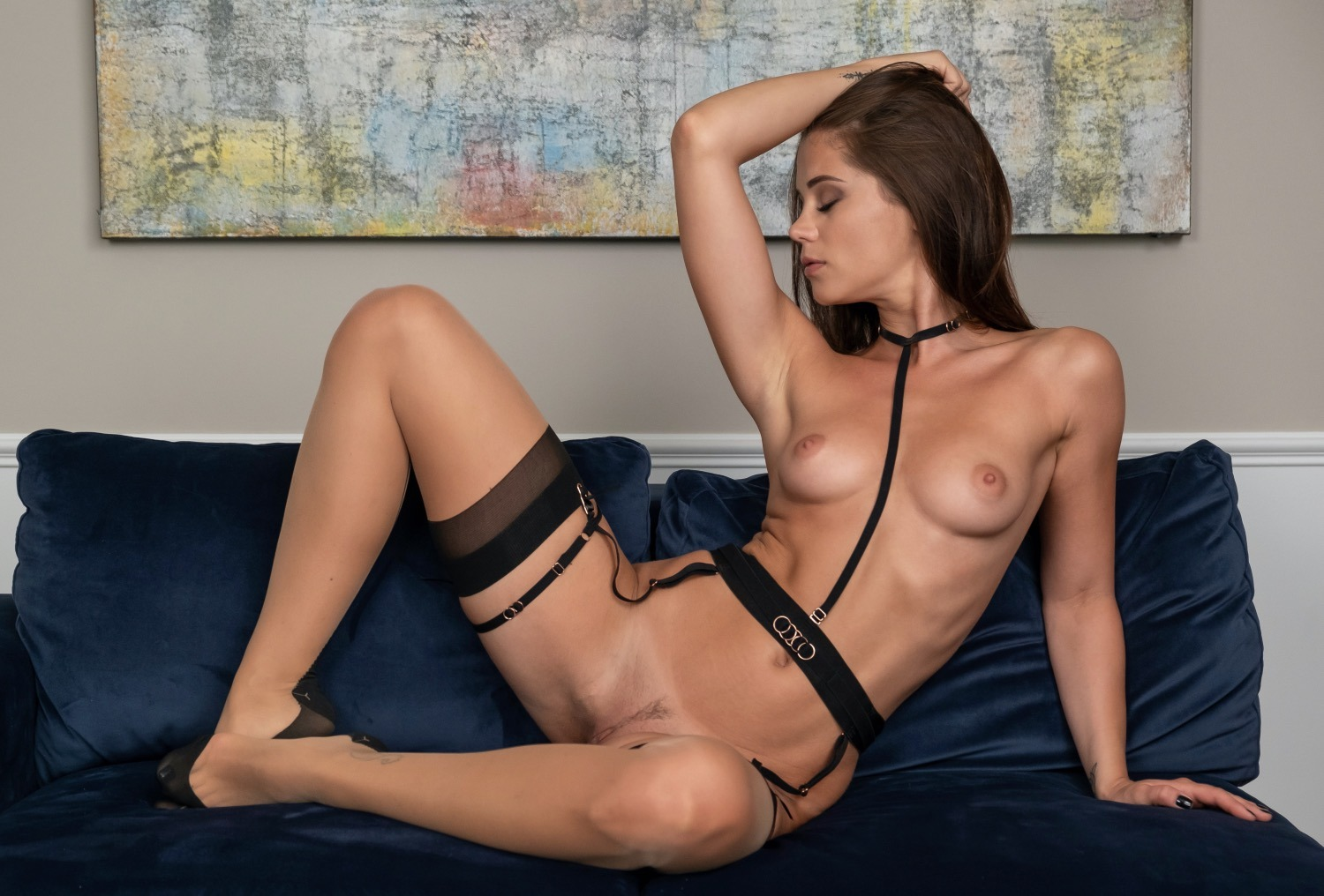 VR Little Caprice Pure Perfection