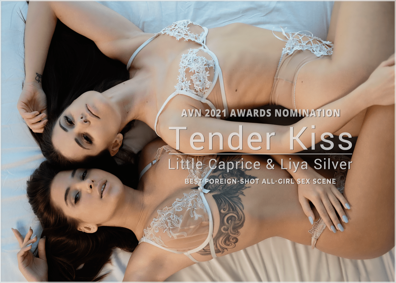 Caprice Divas - Tender Kiss Little Caprice & Liya Silver