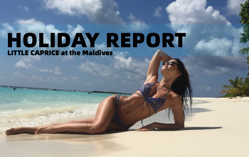 PORNLIFESTYLE Holiday Report from the Maldives