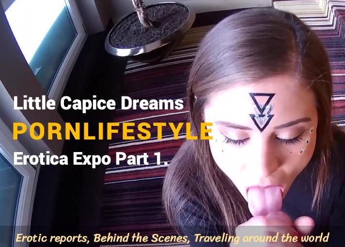 PORNLIFESTYLE  Erotica Expo Part 1
