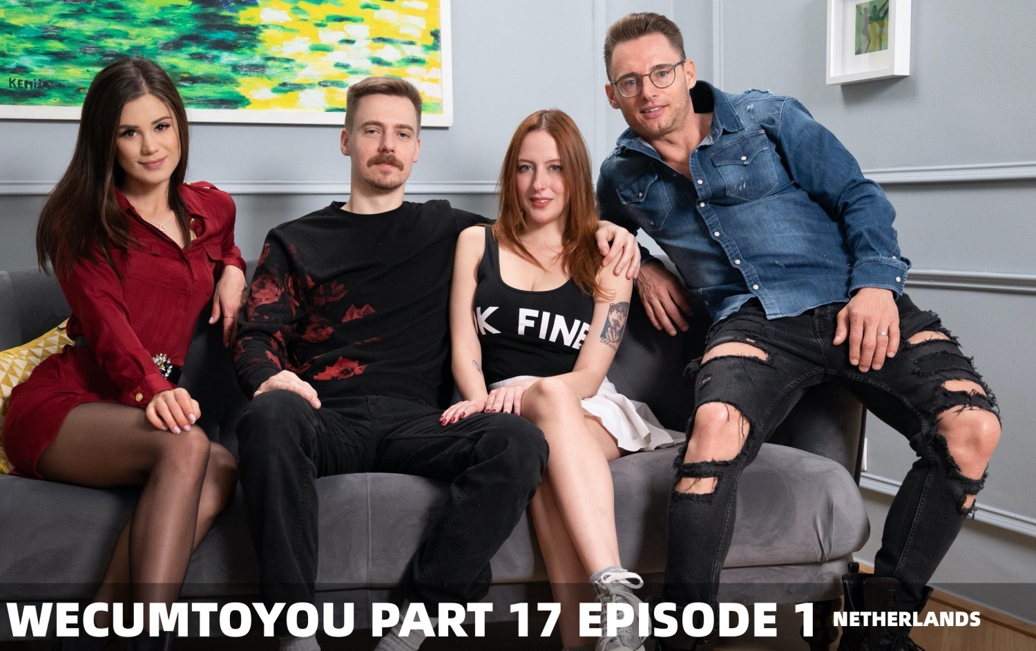 WECUMTOYOU 17 Episode 1 Netherlands