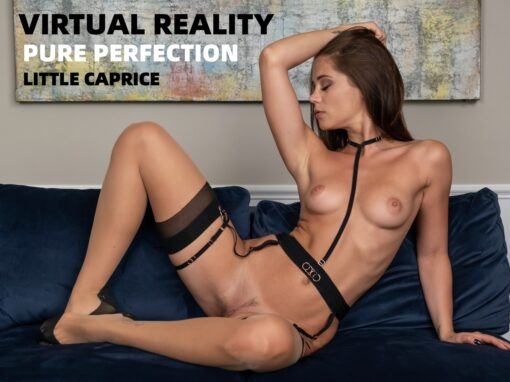 Virtual Reality Little Caprice Pure Perfection