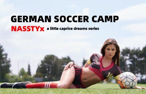 Soccer Porn, Little Caprice , Marcello Bravo
