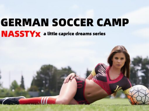 NASSTY – German Soccer Camp Little Caprice
