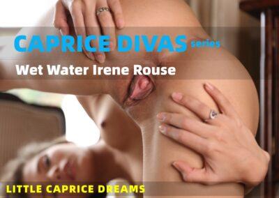 Caprice Divas Irene Rouse Wet Water