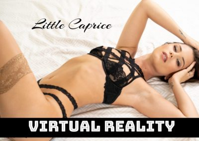 Virtual Reality Little Caprice Me and You