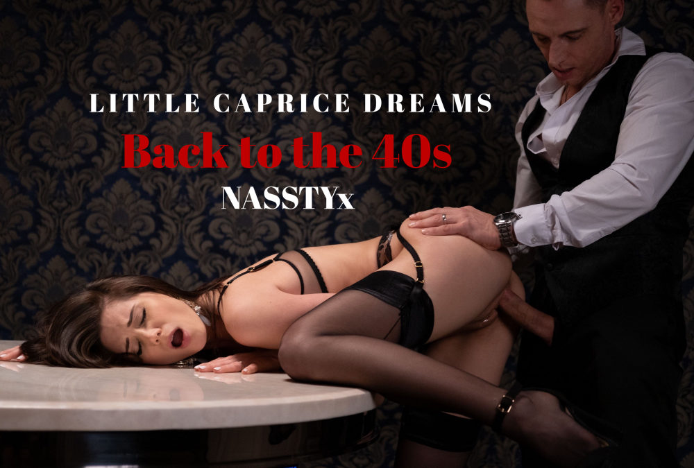 NASSTYx Back to the 40s