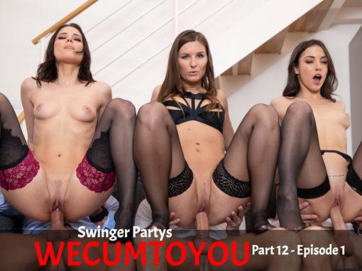 WECUMTOYOU Part 12  Meeting in Madrid Episode 1
