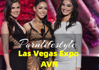 PORNLIFESTYLE -  LAS VEGAS AVN 2019