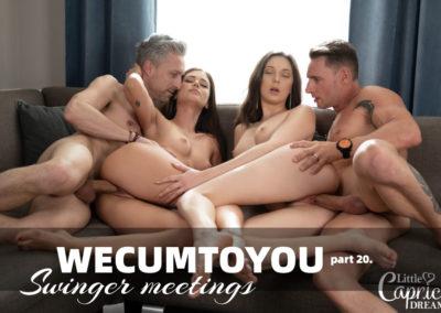 WECUMTOYOU part 20