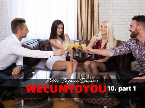 WeCumToYou Part 10 – episode 1.  She makes him swing